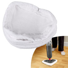 Universal Triangle Ultra Microfibre Steam Mop Washable Cloth Cover Cleaning Pads(China (Mainland))