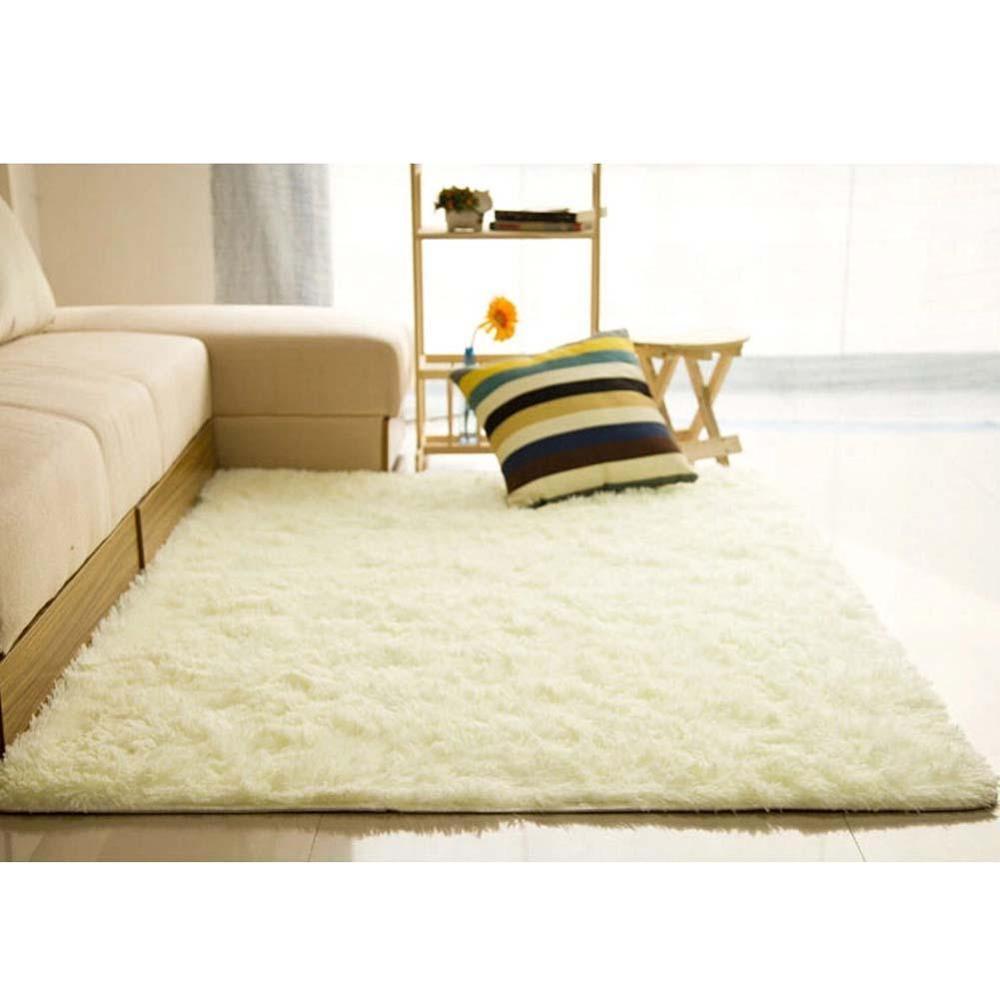 Online kopen wholesale pluizige witte tapijten uit china pluizige witte tapijten groothandel - Tapijt eetkamer ...