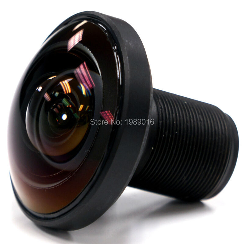 1.21MM Lens IR Fisheye 220D 1/2.3 Inch 16MP S Mount  for 360 View Gopro Camera VR Free Shipping Hot<br><br>Aliexpress