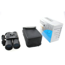 Impermeable ordinario 10 x 25 telescopio Binocular 302FT / 1000 YDS foco ajustable 10 Times corta