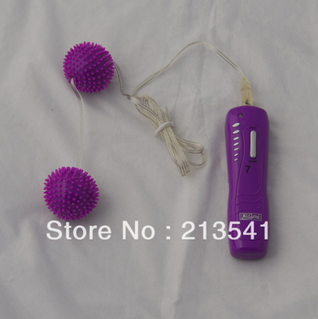 2013 New Sex Toy,requires 3*AAA batteries,7-speed vibrating soft silicone sex balls,adult sex products