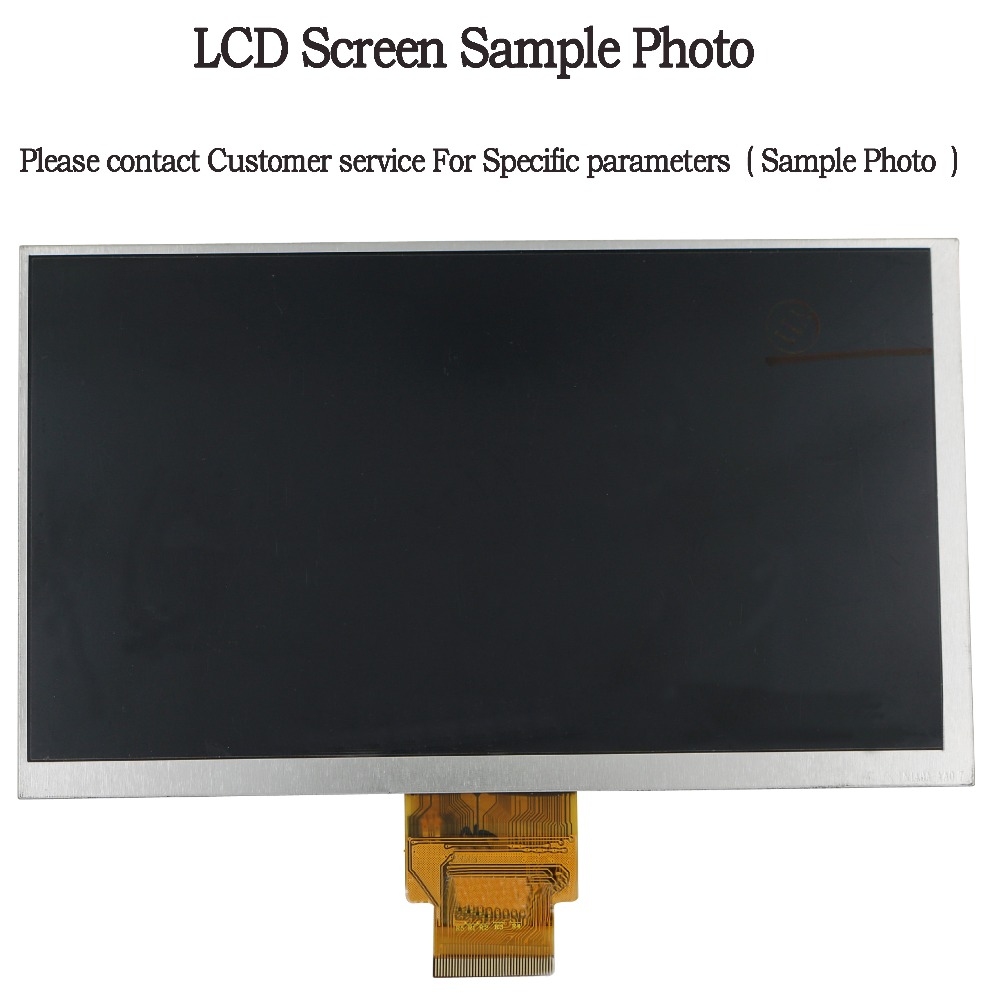 Buy 7 Inch Lcd For 7 Inch Android Tablet Pc Use For Repair Tablet Lcd From
