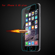 10pcs For templado iphone 6 plus glass tempered glass screen protector film on the iPhone 6s plus glass Screen Protector film
