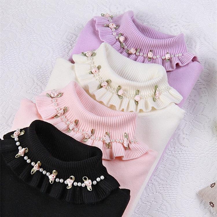 Женский пуловер 00 3 4color 2015 r205