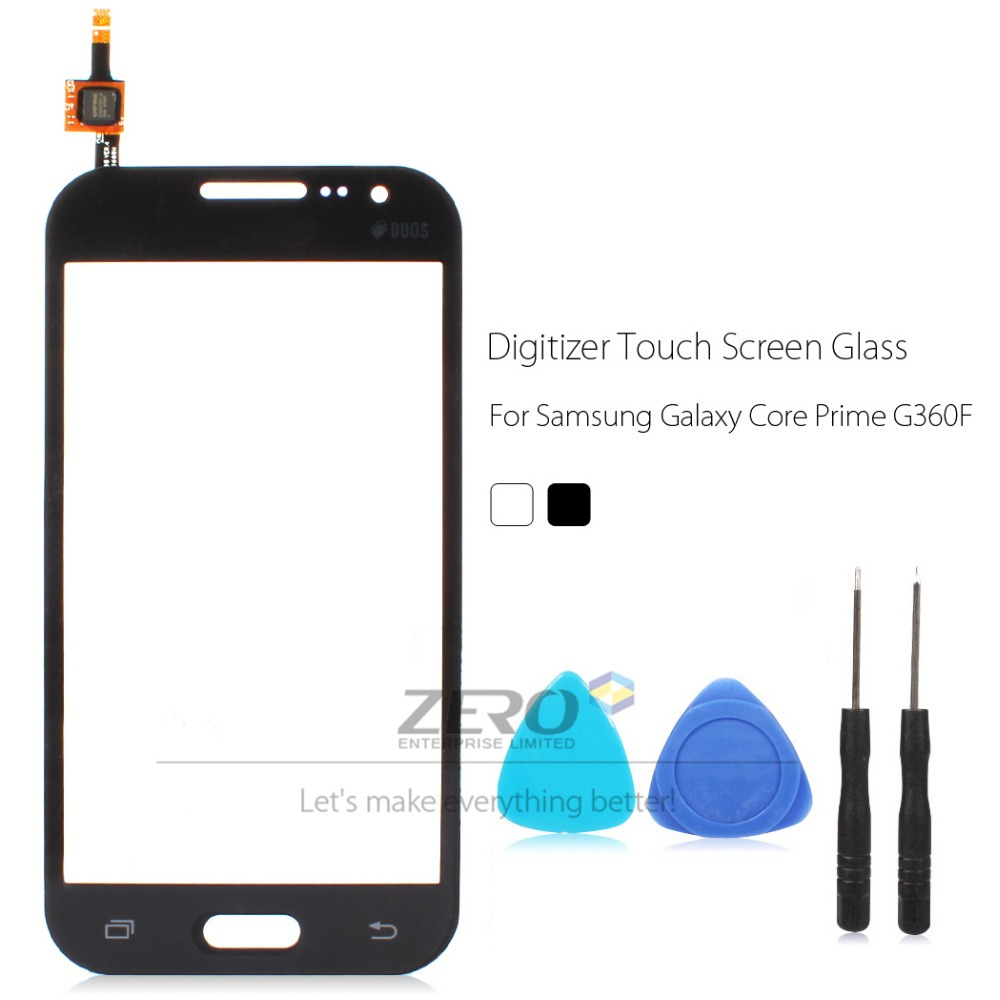 New Digitizer Touch Screen For Samsung Galaxy Core Prime Touchscreen Panel Assembly Replacement Parts(China (Mainland))
