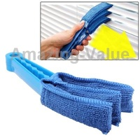 Detachable Washable Brush Shutter Air Conditioner Duster Cleaning Clip Cleaner