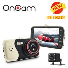 Оригинальный 4.0 Дюймов IPS Экран Автомобильный ВИДЕОРЕГИСТРАТОР Новатэк NTK96658 Камеры Автомобиля T810 Oncam Камера Черточки Full HD 1080 P Видео 170 Градусов Тире Cam(China (Mainland))