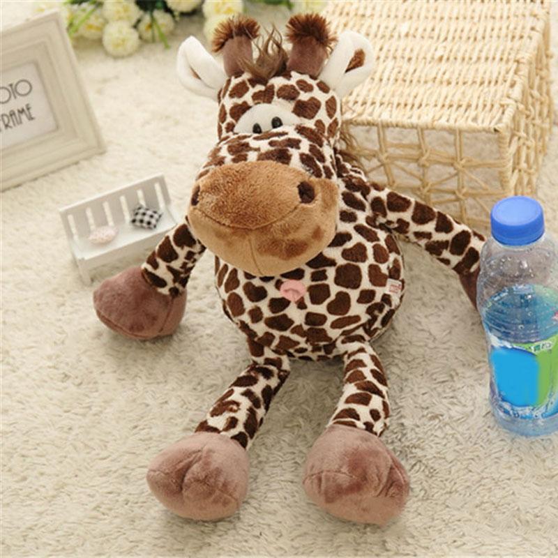 Leopardo de la felpa del juguete compra lotes baratos de for Decoracion hogar leopardo