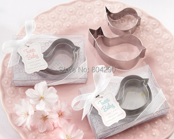 Chinese Wedding Gifts For Brides Parents : Mother And Her Chick bird Cake and Cookie Cutter Mold Wedding Gifts ...