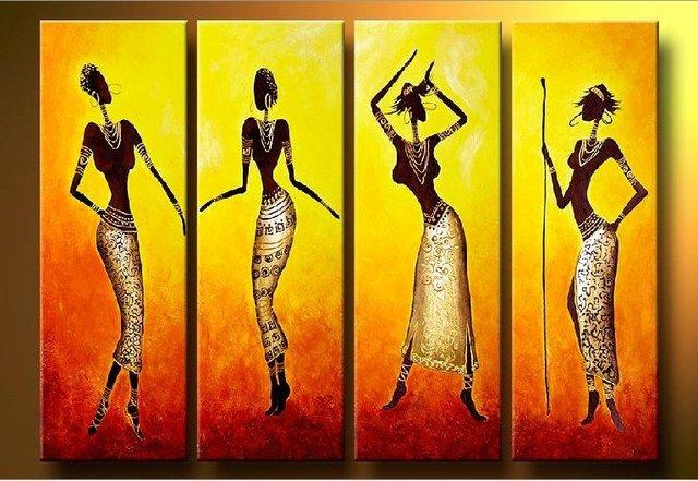 Framed!! Frame oil painting ! Huge  Framed/Stretched Modern Oil Canvas Painting JYJLV009