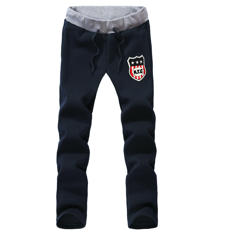 Jogger Pants Outdoors Joggers Embroidered Towels Men 2015