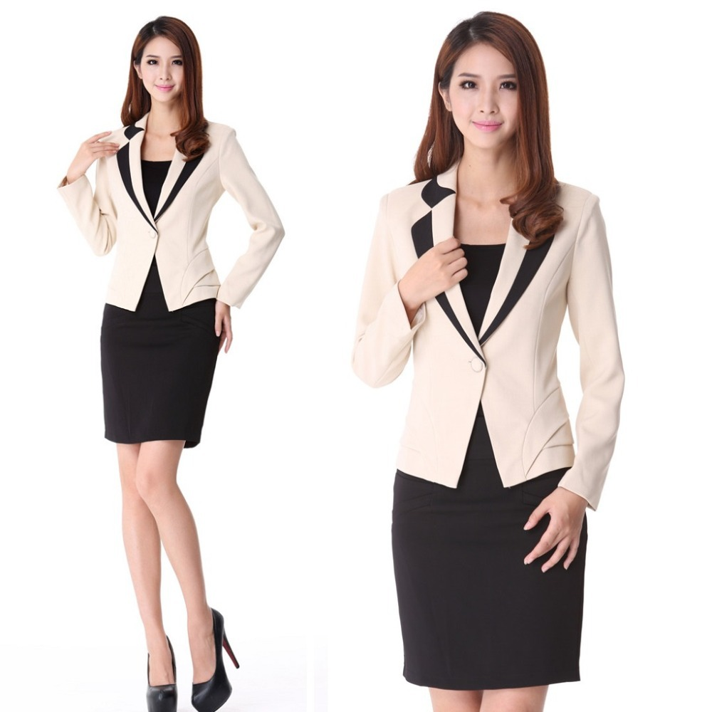 Comfortable clothing for women over 60 new style for for Office uniform design 2015