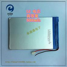 3.7 В 12 9.7 — дюймовый планшет пк батарея 4080122 5000 мАч высокой емкости