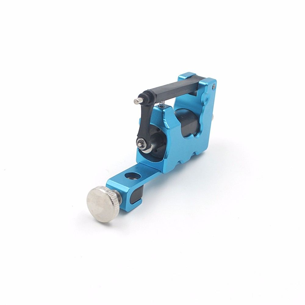 EZ Tattoo Aluminum Rotary Tattoo Machine Strong Consistent  Power for Shader & Liner