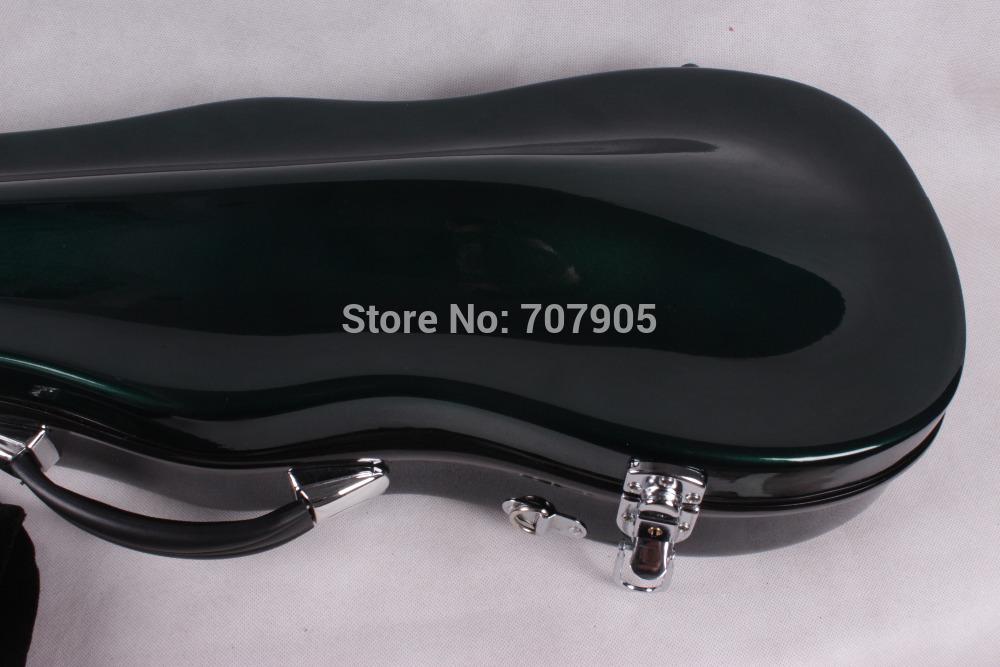 blue 4/4 Violin case Glass Fiber Soft Imitate Leather Pink White Black #GF21(China (Mainland))