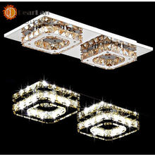 Free Shipping Modern Pendant Lamp Crystal Pendant Lights Lighting Fixture Have Amber Crystal And Clear Crystal(China (Mainland))