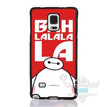 Buy Big Hero 6 Six Baymax Ba la la la Printed Phone Case Cover iphone 4 5s 5c SE 6 6s 6plus 6splus Samsung galaxy s3 s4 for $2.37 in AliExpress store