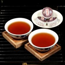 30pcs mini ripe puer tea Chinese yunnan puer tea puer ripe pu er tea bag gift