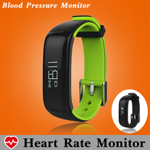 Buy Blood Pressure Heart Rate Monitor Fitness Bracelet Tracker Smart Wristband Pedometer Swim Smart Band Smartband PK Xiaomi Mi Band for $35.93 in AliExpress store