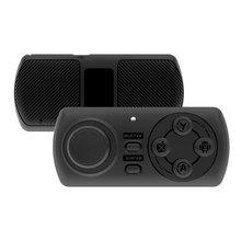 Útil multifunción Bluetooth inalámbrico Selfie obturador del mando a distancia de la consola de juegos