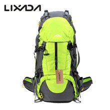 50L Climbing Bags Outdoor Backpack Climbing Backpack Sport Bag Camping Backpack Capacity Travel Bag Mountaineering Knapsack(China (Mainland))