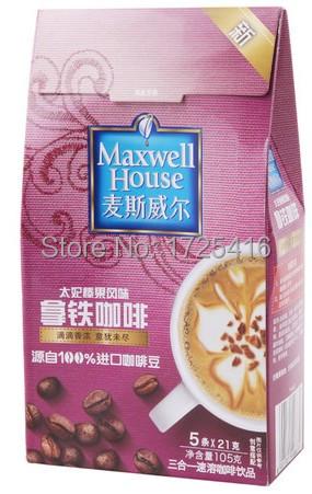Imported coffee toffee hazelnut latte triple 105g free shipping