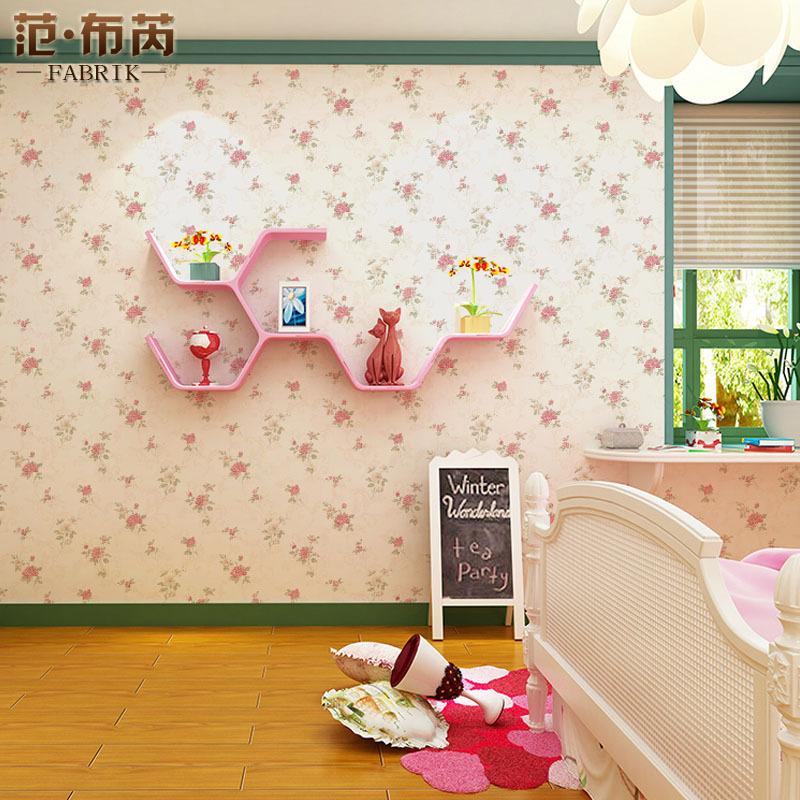 stick tv setting wall of bedroom living room wallpaper non