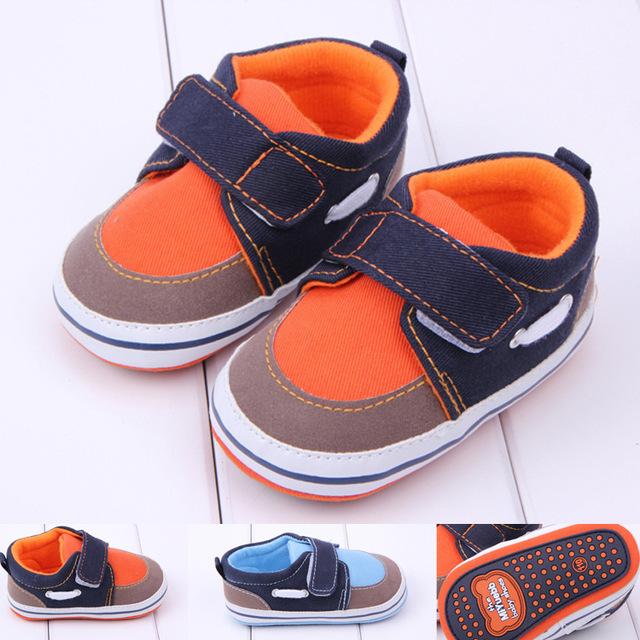 Горяч-продавая кроссовки детские первые ходунки boy обувь малыш / / новорожденных обувь, Антискользящий детские обувь YYT132