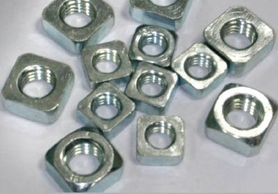 GB39 nuts square nut galvanized 312 100 only one pack<br><br>Aliexpress