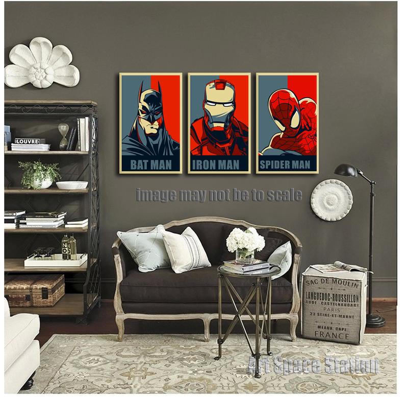 kein rahmen the avengers superhelden. Black Bedroom Furniture Sets. Home Design Ideas