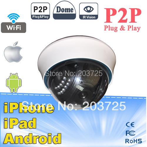 NEO COOLCAM Dome IP camera Wifi Wireless Night Vision Indoor Home Security CCTV Camera - VSTARCAMandIHOMECAM Store store