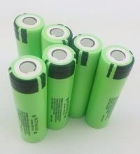 6 pcs new original NCR18650B / sounding 18650 Li ion battery 3400 at 3.7 MAH for Panasonic + FREE SHIPPING