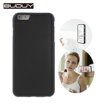 High Quality Anti Gravity Nano Suction Case for iPhone 6 6s 4.7 6 6s Plus 5.5 Sticky Phone Back Cover Coque