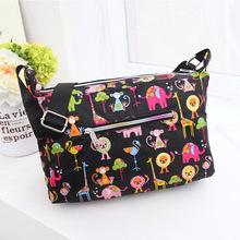 Women Messenger Bag Nylon Shoulder Bags rucksack Handbags girls BagsFamous Brands Crossbody Bags For Women s