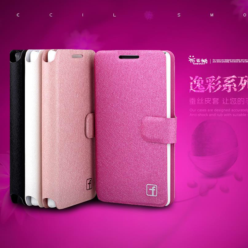 Wholesale 10pcs For Huawei Ascend P8 Case Flip Leather Cover For Huawei Ascend P8 Book Style Stand Case With Card Holder