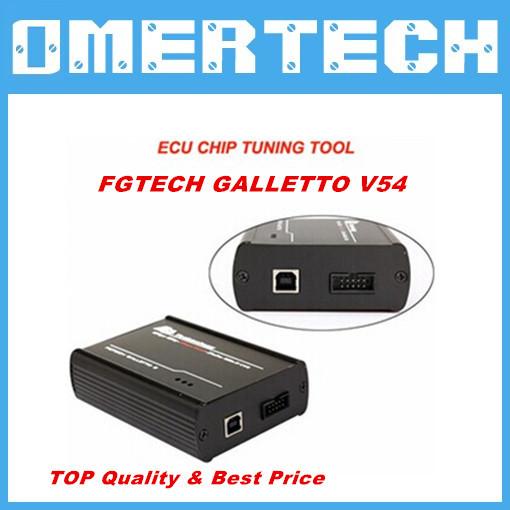 2015 promotion fgtech v54 galletto 4 master V54 Auto ECU Programmer fgtech V54 BDM-TriCore-OBD FG Tech V54(China (Mainland))