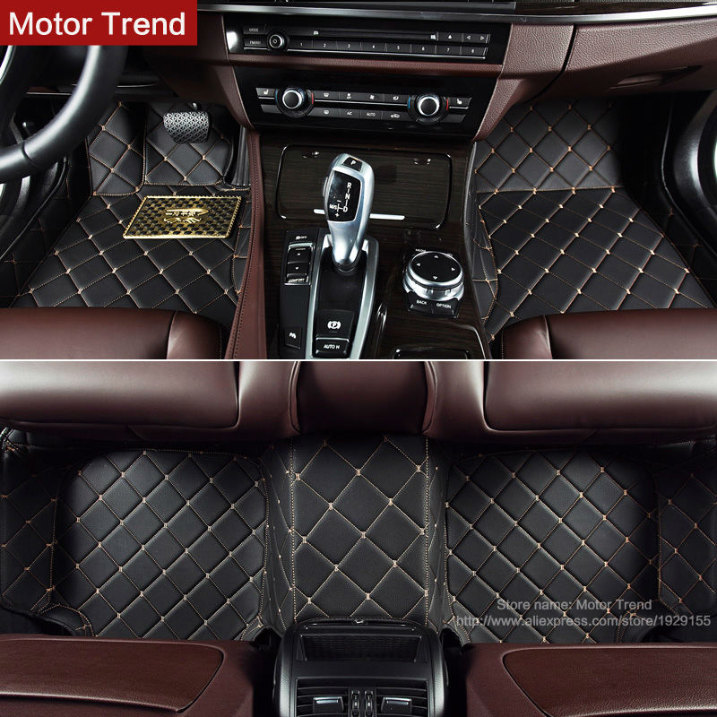 Custom fit car floor mats special for Mercedes Benz 463 G class 500 320 G55 AMG G500 G320 car-styling carpet heavy duty liners(China (Mainland))