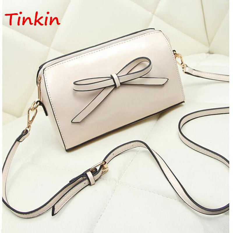 2015 Candy Small Bag Bow Mini Vintage Women Handbag Women Messenger Bags Cute Shoulder Bag Hot Selling Crossbody Bag(China (Mainland))