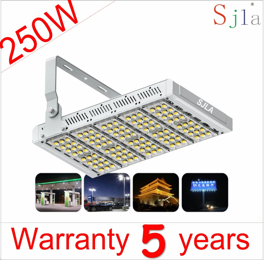 Waterproof Tunnel Warehouses Advertising Site Pier Basketball Stadium Field Airport Outdoor Lighting IP65 250W Led Flood Light(China (Mainland))