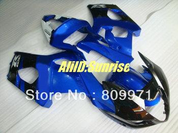 S359 Hot-selling blue black full Fairing for SUZUKI GSXR1000 2003 2004 GSX-R1000 03 04 GSXR1000 K3 03 04 2003 2003