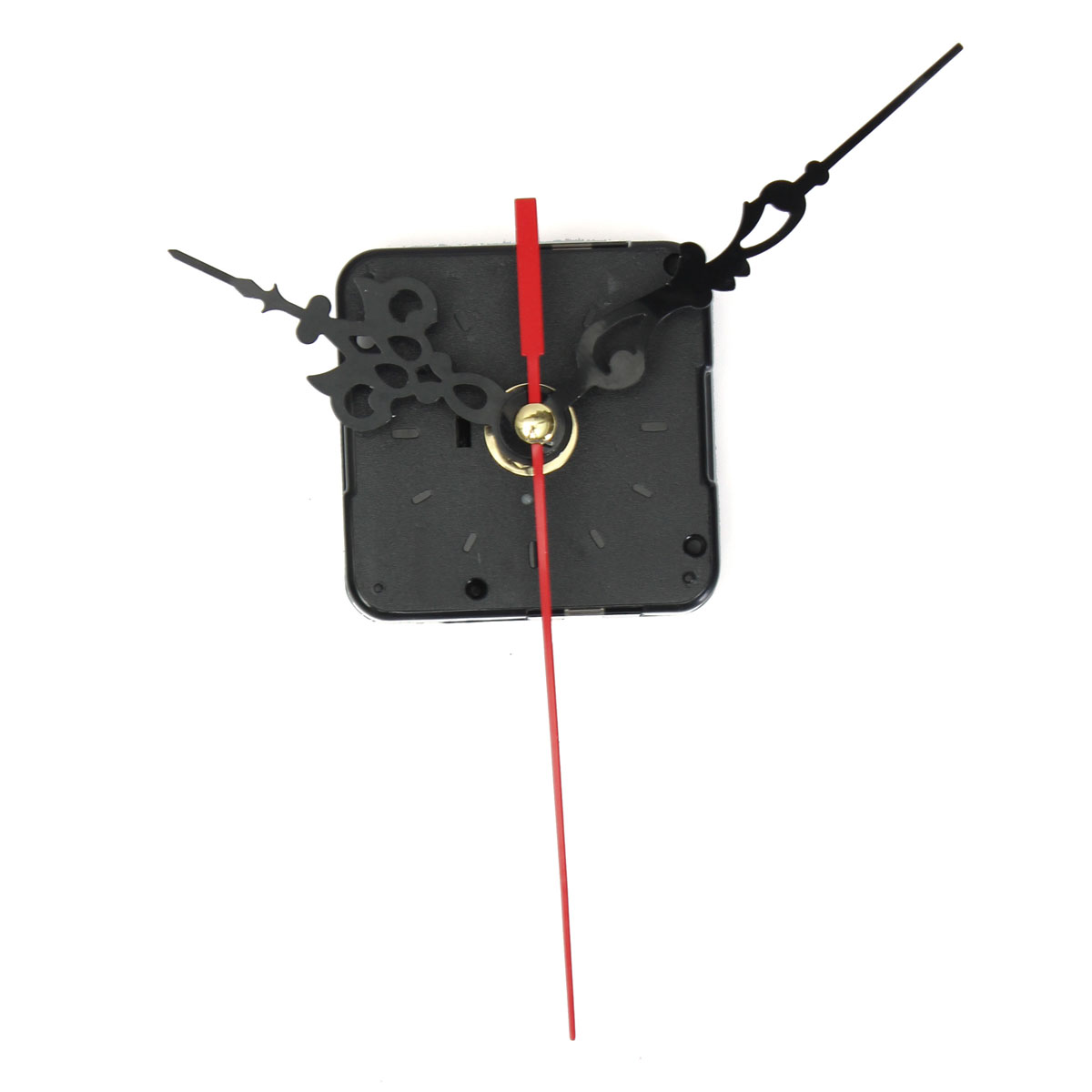 NEW High Quality Quartz Clock Movement Mechanism Module Repair DIY Kit Battery Powered With Hands(China (Mainland))