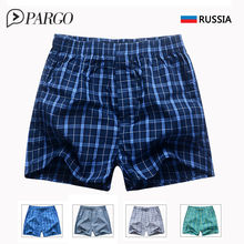 Boxer Shorts High Quality Brand Mens pant&Shots Loose Mans Underpants Men's clothing Cotton Soft And Comfortable