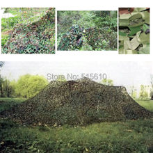 2x3 m New Jungle Camouflage Military Camo Net Netting Cover Camping Hunting(China (Mainland))