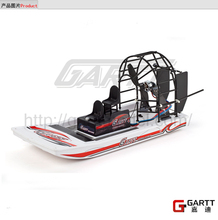 Freeshipping GARTT High Speed Swamp Dawg Air Boat without Electric Parts Remot Control Two Channels Big Sale(China (Mainland))