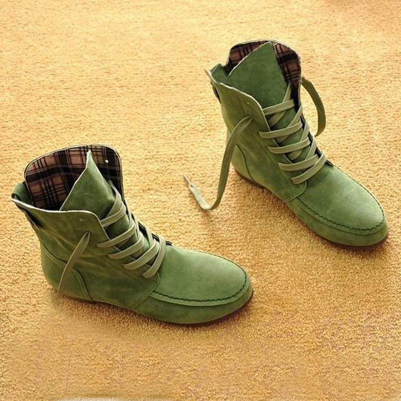 2015 Autumn and Winter Boots Snow Boots for Women and Men Martin Boots Suede Leather Boots Couples Shoes Cotton Free Shipping(China (Mainland))