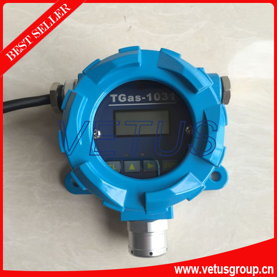fixed type oxygen gas leak detector TGas-1031-O2 <br>