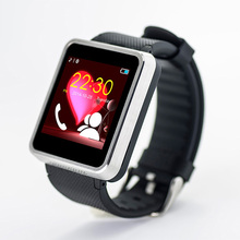 2015 New Smart Watch F1 Smartwatch Wrist waterproof  for Android Phone With 1.3M Camera Support SIM Card 32GB TF Card Anti-lost