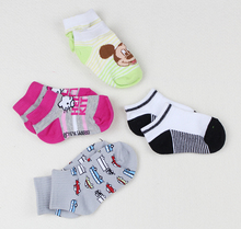 Unisex Baby socks floor sock baby boys socks girls kids Children socks cotton(China (Mainland))