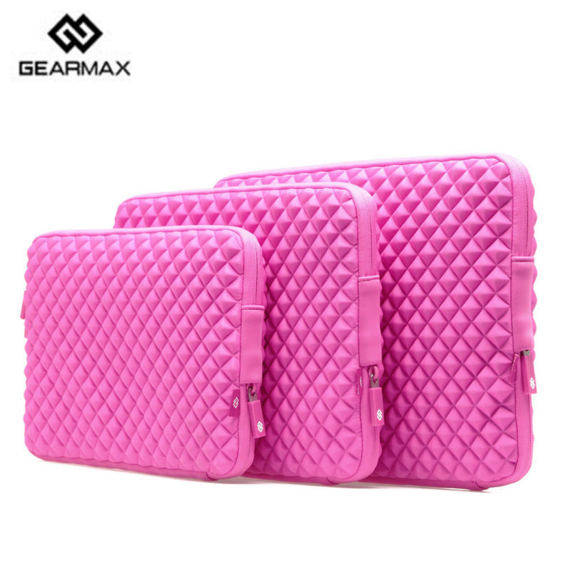 Free Shipping Laptop Sleeve High Quality Neoprene Sleeve For Macbook Air 13 Pro 15 Case Russia Market Utrabook Case Computer Bag(China (Mainland))