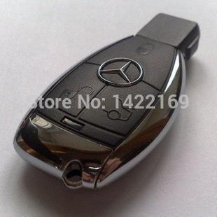 USB flash drive pen drive pendrive Mercedes-Benz car keys 4GB 8GB 16GB 32GB 64GB memory card u stick hot sale top quality(China (Mainland))